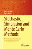 Stochastic Simulation and Monte Carlo Methods (eBook, PDF)