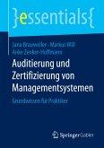 Auditierung und Zertifizierung von Managementsystemen (eBook, PDF)