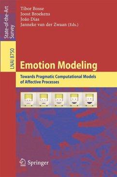 Emotion Modeling (eBook, PDF)