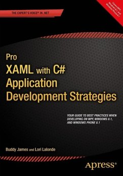 Pro XAML with C# (eBook, PDF) - James, Buddy; Lalonde, Lori