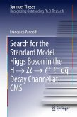 Search for the Standard Model Higgs Boson in the H ¿ ZZ ¿ l + l - qq Decay Channel at CMS (eBook, PDF)