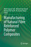 Manufacturing of Natural Fibre Reinforced Polymer Composites (eBook, PDF)