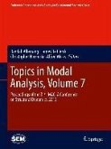 Topics in Modal Analysis, Volume 7 (eBook, PDF)