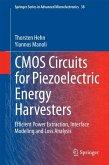 CMOS Circuits for Piezoelectric Energy Harvesters (eBook, PDF)