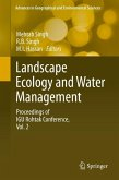 Landscape Ecology and Water Management (eBook, PDF)