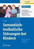 Semantisch-lexikalische Störungen bei Kindern (eBook, PDF)