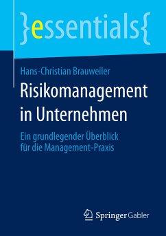 Risikomanagement in Unternehmen (eBook, PDF) - Brauweiler, Hans-Christian