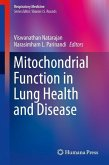 Mitochondrial Function in Lung Health and Disease (eBook, PDF)