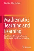Mathematics Teaching and Learning (eBook, PDF)