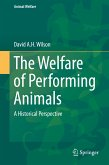 The Welfare of Performing Animals (eBook, PDF)
