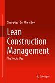 Lean Construction Management (eBook, PDF)