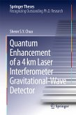 Quantum Enhancement of a 4 km Laser Interferometer Gravitational-Wave Detector (eBook, PDF)