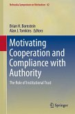 Motivating Cooperation and Compliance with Authority (eBook, PDF)