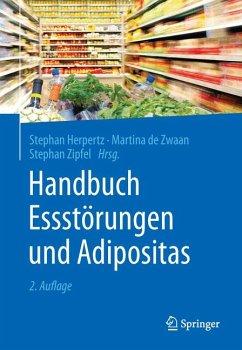 Handbuch Essstörungen und Adipositas (eBook, PDF)