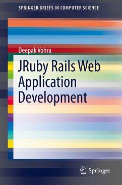 JRuby Rails Web Application Development (eBook, PDF) - Vohra, Deepak