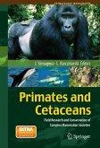 Primates and Cetaceans (eBook, PDF)