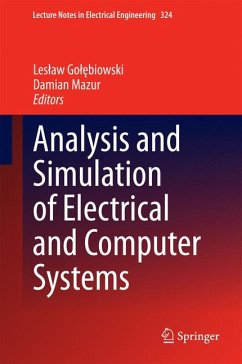 Analysis and Simulation of Electrical and Computer Systems (eBook, PDF)