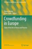 Crowdfunding in Europe (eBook, PDF)