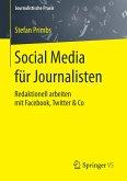 Social Media für Journalisten (eBook, PDF)