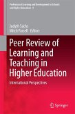 Peer Review of Learning and Teaching in Higher Education (eBook, PDF)