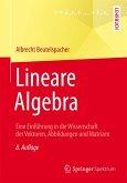 Lineare Algebra (eBook, PDF)
