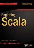 Beginning Scala (eBook, PDF)