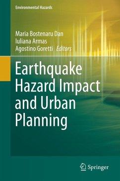 Earthquake Hazard Impact and Urban Planning (eBook, PDF)
