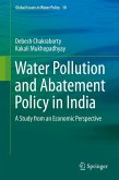 Water Pollution and Abatement Policy in India (eBook, PDF)