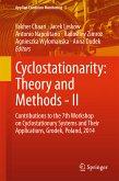 Cyclostationarity: Theory and Methods - II (eBook, PDF)