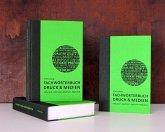 Fachwörterbuch Druck und Medien, Deutsch-Englisch / Englisch-Deutsch