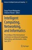 Intelligent Computing, Networking, and Informatics (eBook, PDF)