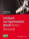 Lehrbuch zur Experimentalphysik Band 1: Mechanik (eBook, PDF)
