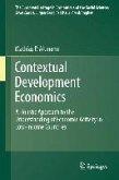 Contextual Development Economics (eBook, PDF)