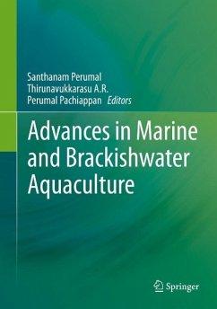 Advances in Marine and Brackishwater Aquaculture (eBook, PDF)