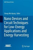 Nano Devices and Circuit Techniques for Low-Energy Applications and Energy Harvesting (eBook, PDF)