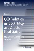 QCD Radiation in Top-Antitop and Z+Jets Final States (eBook, PDF)