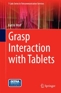 Grasp Interaction with Tablets (eBook, PDF) - Wolf, Katrin