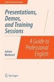 Presentations, Demos, and Training Sessions (eBook, PDF)