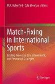 Match-Fixing in International Sports (eBook, PDF)