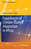 Experiences of Climate Change Adaptation in Africa (eBook, PDF)