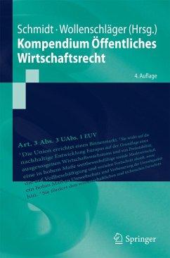 Kompendium Öffentliches Wirtschaftsrecht (eBook, PDF)
