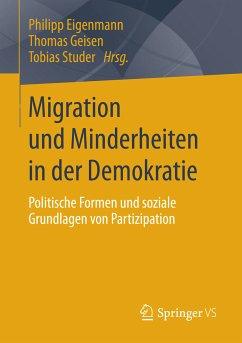 Migration und Minderheiten in der Demokratie (eBook, PDF)