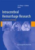 Intracerebral Hemorrhage Research (eBook, PDF)