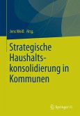 Strategische Haushaltskonsolidierung in Kommunen (eBook, PDF)