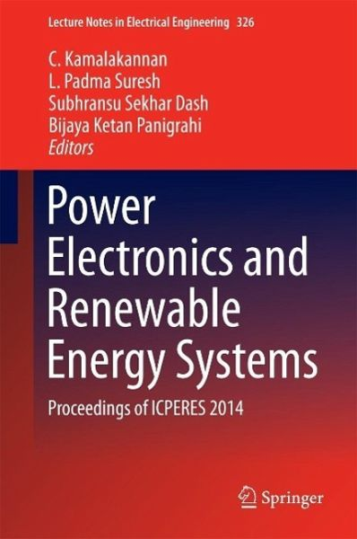 Power Electronics and Renewable Energy Systems (eBook, PDF)