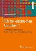 FEM bei elektrischen Antrieben 1 (eBook, PDF)