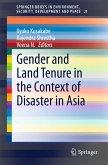 Gender and Land Tenure in the Context of Disaster in Asia (eBook, PDF)