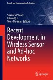Recent Development in Wireless Sensor and Ad-hoc Networks (eBook, PDF)