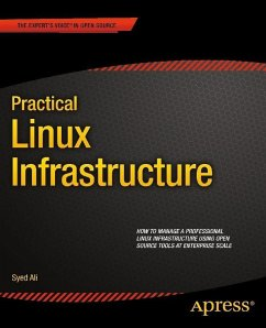 Practical Linux Infrastructure (eBook, PDF) - Ali, Syed