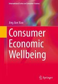 Consumer Economic Wellbeing (eBook, PDF)